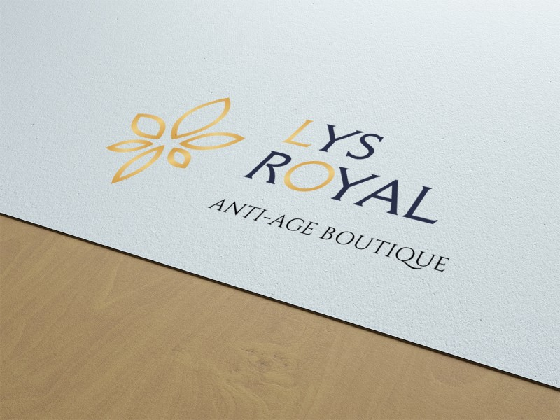 Natural Paper Logo Branding Mockup by Anthony Boyd Graphics